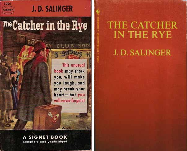 an analysis of the book the catcher in the rye by jd salinger Few novels have affected readers (especially young people) like jd salinger's the catcher in the rye with this new guide, you will have an even greater understanding of the book included in this guide: a biography of author jd salinger, a look at the book's context, its literary elements, detailed chapter summaries, analysis, and suggestions.